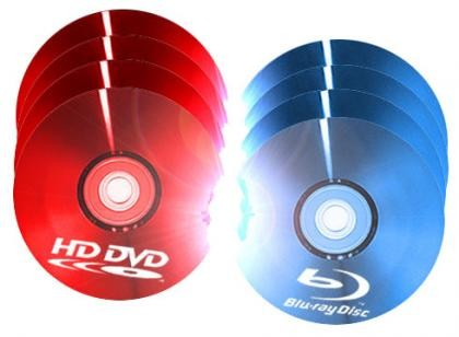 hd dvd vs. blu ray