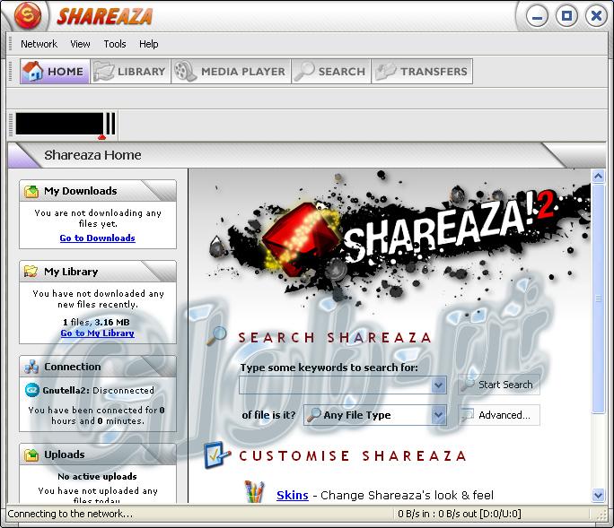 Shareaza 2.3.0.0