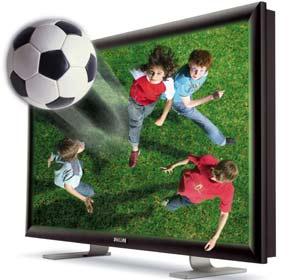 TV alta definição