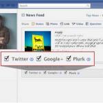 facebook twitter google plus