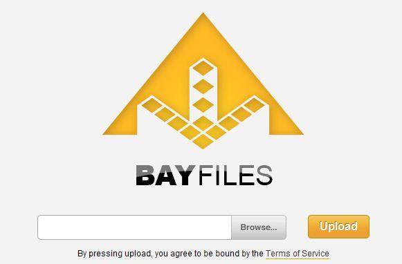 bayfiles logotipo
