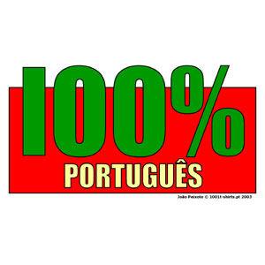 100% portugues