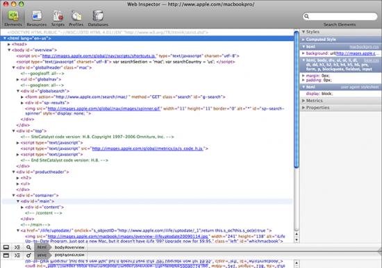 safari4-developers-code