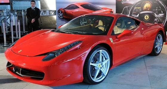 foto Ferrari 458