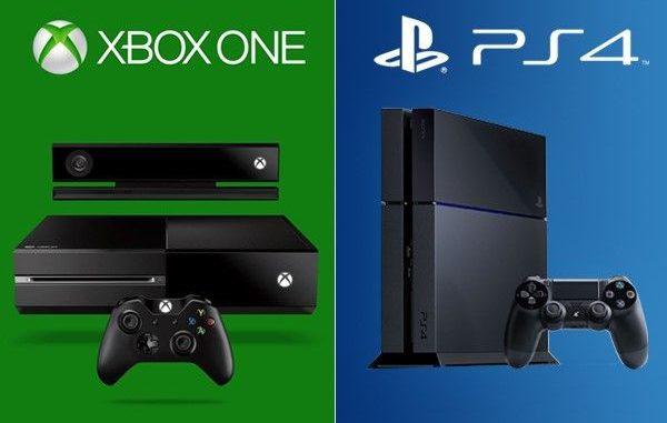 xbox vs ps4