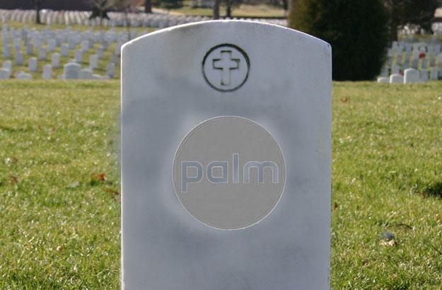 rip palm webOS