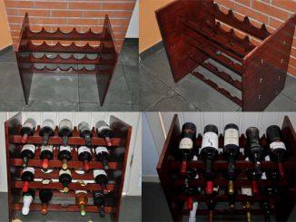 aprender a usar uma garrafeira para guardar os vinhos