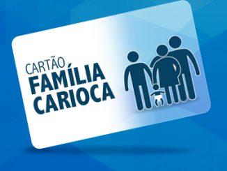 Vantagens do Cartão Familia Carioca